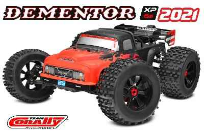 Team Corally DEMENTOR XP 6S - Model 2021 - 1/8 - RTR - Brushless Power 6S