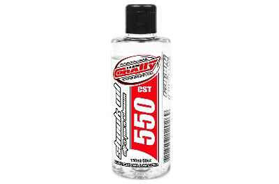 Team Corally - Shock Oil - Ultra Pure Silicone - 550 CPS - 150ml C-81055