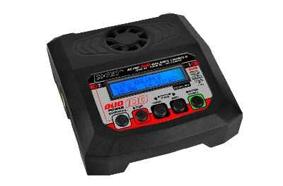 RC Plus - Power Duo 100 Charger - AC 100W - DC 2X 100W
