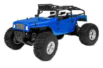 Team Corally - MOXOO SP - 1/10 Desert Buggy 2WD - RTR - Brushed Power - Zonder accu en lader.