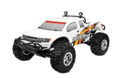 Team Corally - MAMMOTH SP - 1/10 Monster Truck 2WD - RTR - Brushed Power - Zonder accu en lader.