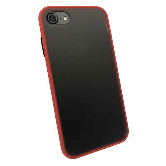Colorbutton Backcover voor de iPhone 6 / 6s - rood