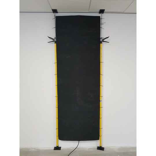 Infrarood murendroog systeem Dry Wall System 150cm breed | 51629