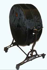 Bass Drum Covers and Bags