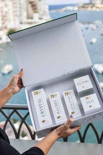 CBD Infusion SkinCare Full System pack