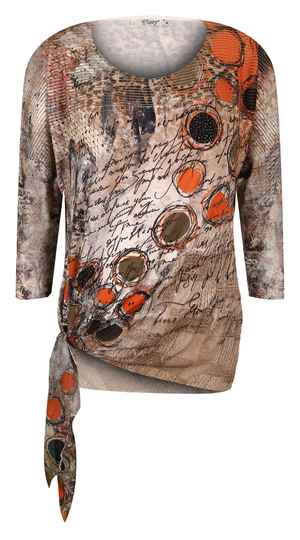 Missy strik shirt Jouney