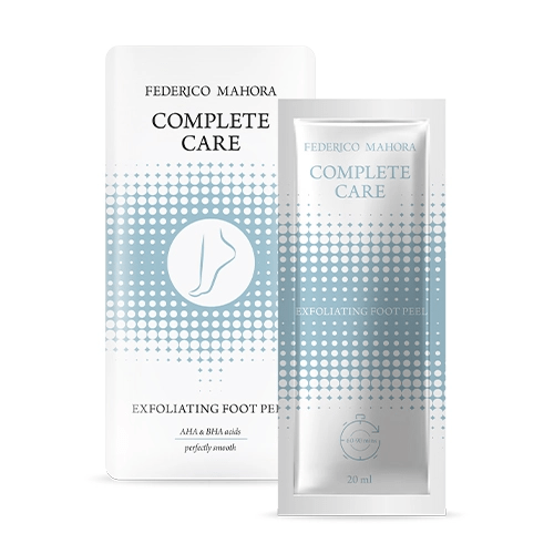 Exfoliating Foot Mask Complete Care