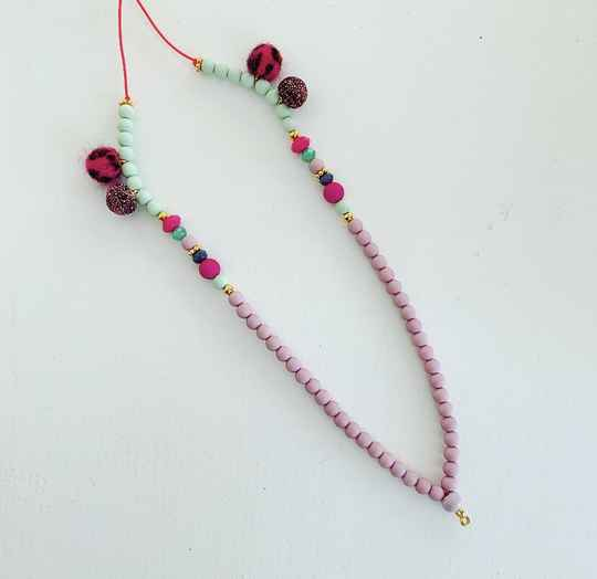 Ketting  |  Sweet candy