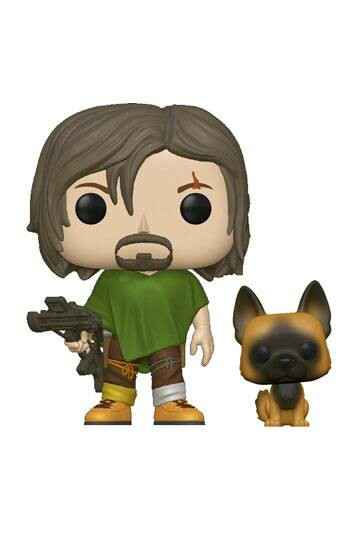 Funko Pop! - The Walking Dead - Daryl with Dog