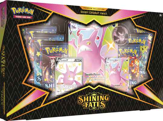 Pokémon Shining Fates Premium Collection