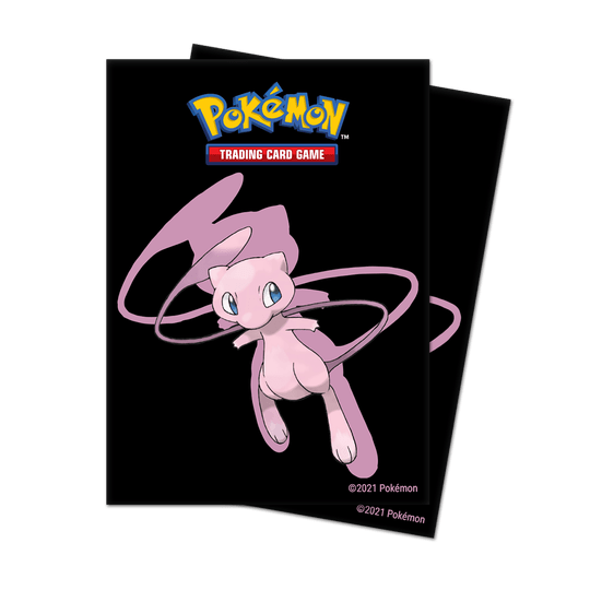 Ultra Pro - Mew Deck Protector sleeves for Pokémon (65 Sleeves)
