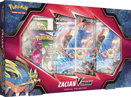 V-UNION Special Collection Zacian