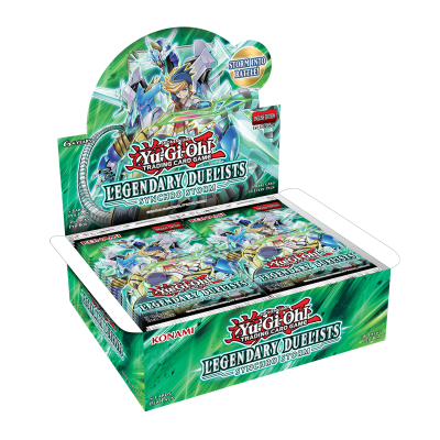 Legendary Duelists 8 - Synchro Storm Booster Display (36 Boosters)