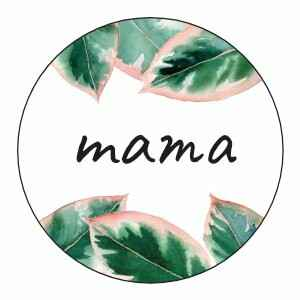Mama | Sticker | SluitZegel