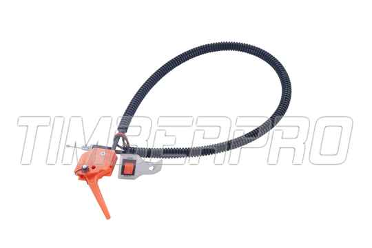 Throttle Lever Assembly Auger