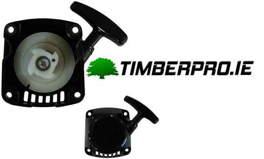 Timberpro BV260 Recoil assembly.
