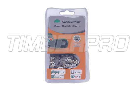 """10"""" CHAIN FOR TIMBERPRO CS2500 TOP HANDLE CHAINSAW."""