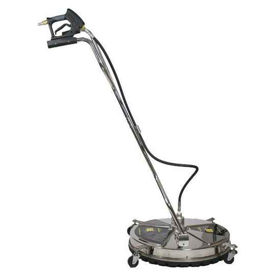 """BE 20"""" Stainless Steel Whirlaway Surface Cleaner"""