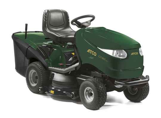 Atco GT40H Twin 102cm Ride-on Mower