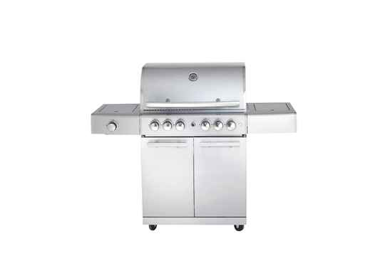TOP-LINE - ALL'GRILL CHEF L mit Airsystem, Edelstahl