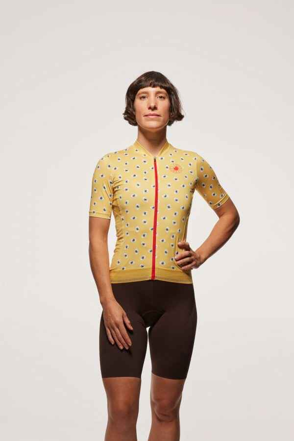 Women's Cycling Jersey - All Eyes On You