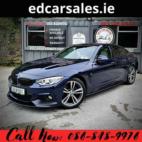 BMW 420d Grand Coupe M-Sport Performance 2015
