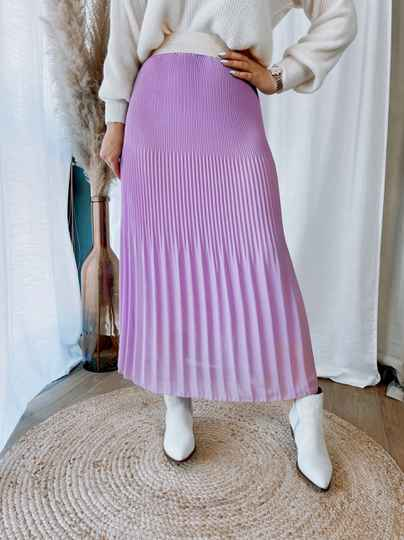 Skirt La Haye Purple