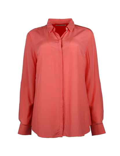 Oui Bluse in Coral (UVP 59,95)