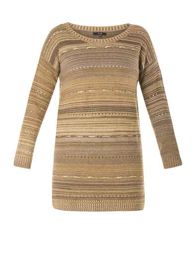 Yest Pullover 39275 in Gold/Multi Color