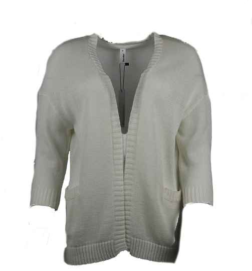 Friendtex Knit Cardigan 3/4 sleeve 16202