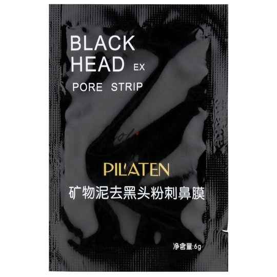 Blackhead pilaten mask