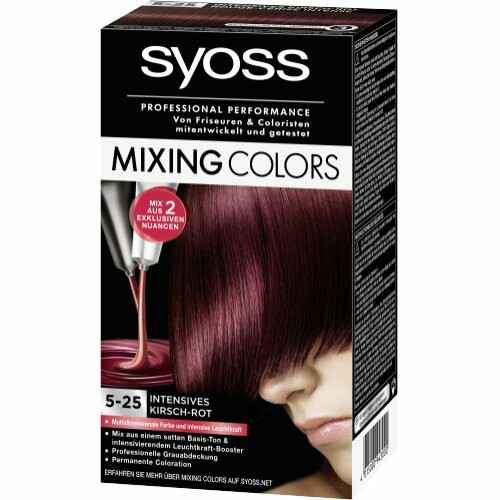 Syoss Mixing Colors 5 -25 Kersen rood mix