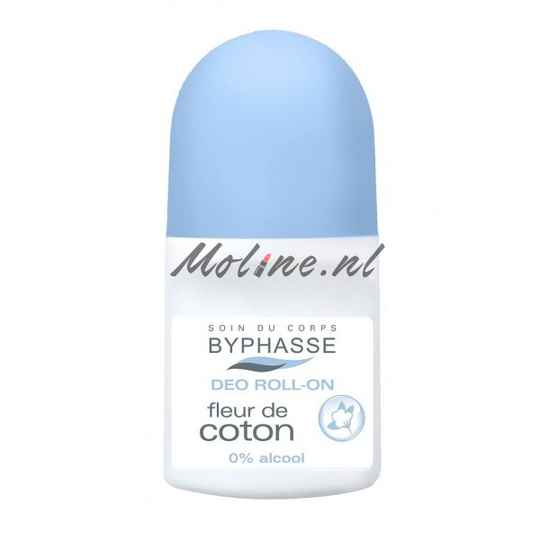 Byphasse 24h deodorant cotton flower 50ml