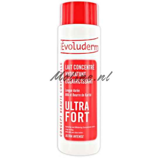 Hydraterende en whitening concentraat lotion – ULTRA INTENSE