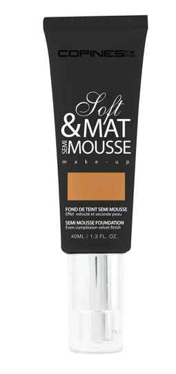 Matte Mousse – Soft Matte Semi Mousse Foundation 03- Beige Moyen