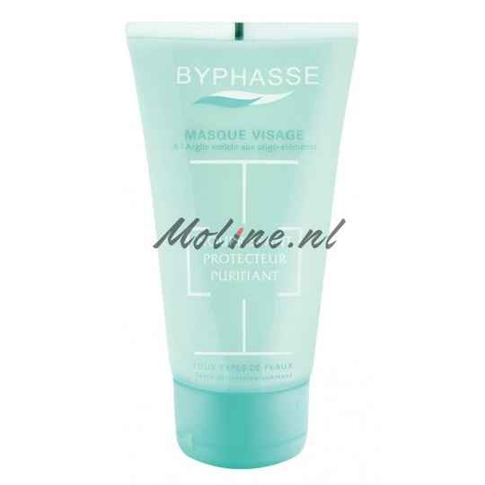 Byphasse purifying clay gezichtsmasker