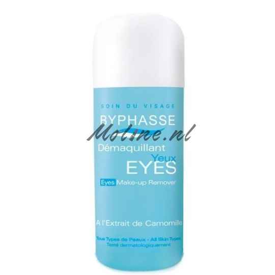 Byphasse oog make-up remover met kamille extract 200ml