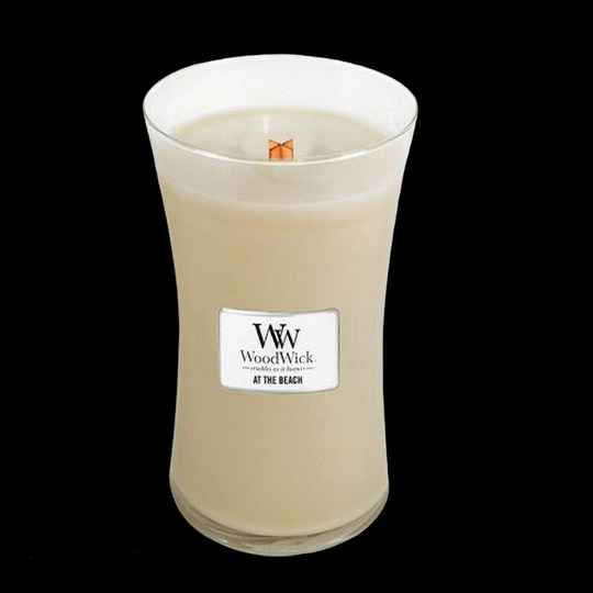WW At The Beach Large Candle