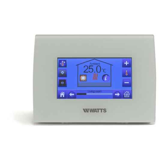 Watts Vision Centrale Touch | 50654