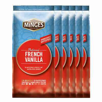Minges French Vanille pads 108x