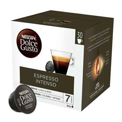 Dolce Gusto Espresso Intenso XL pak 30 cups/90cups