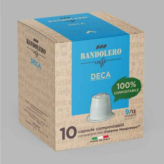 Bandolero Decaf cups. Intensiteit 9 van 13.
