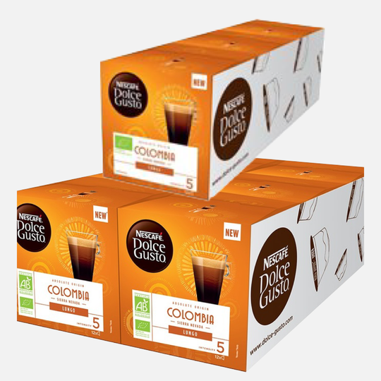 Dolce Gusto BIO Colombia lungo 3x36 cups
