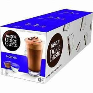 Dolce Gusto Mocha 16 of 48 cups