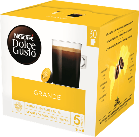 Dolce Gusto Grande XL a 30 cups