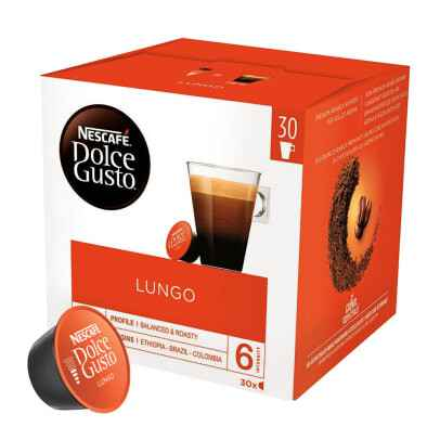 Dolce Gusto Lungo XL pak 30 cups/90cups