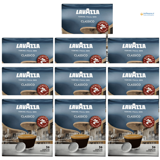 Lavazza Classico 360 koffiepads