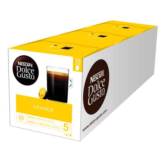 Dolce Gusto Grande 3x30 cups