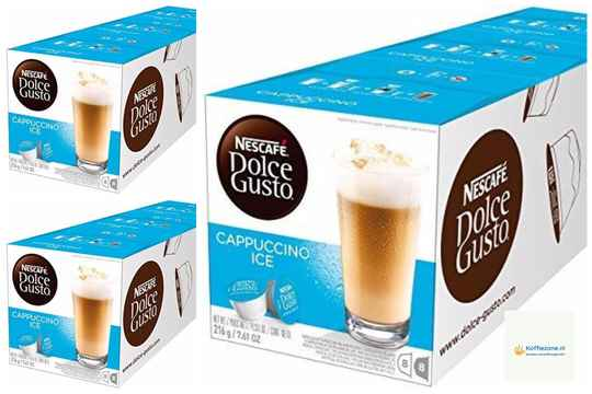 Dolce Gusto Ice cappuccino 3x48 cups
