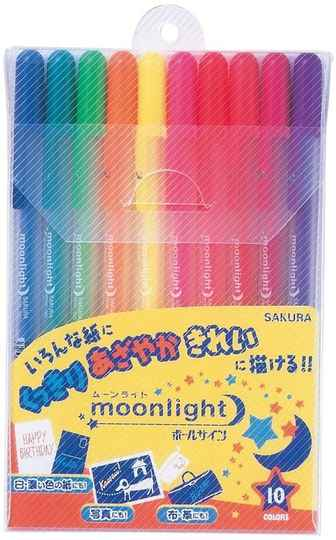 Sakura Gelly roll Moonlight - 10 stuks